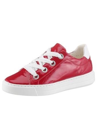 Ara Plateausneaker »COURTYARD«, in komfortabler Schuhweite G (=weit) kaufen