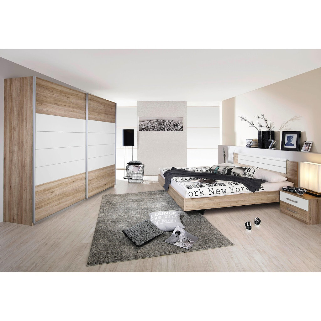 rauch BLUE Schlafzimmer-Set »Barcelona«, (Set, 4 tlg.)