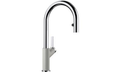 BLANCO Küchenarmatur »CARENA - S Vario«, Hochdruck, mit herausziehbarer Zweistrahlbrause kaufen