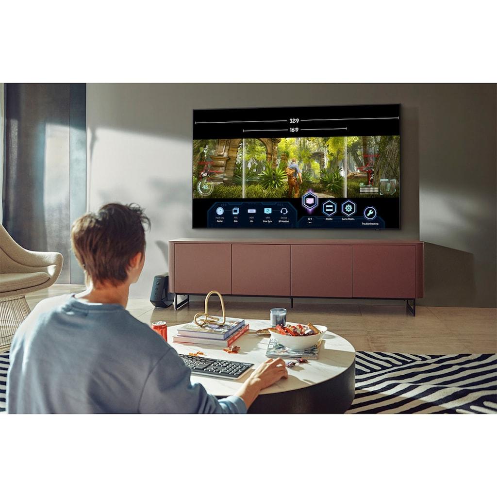 """Samsung QLED-Fernseher »GQ65Q70AAT«, 163 cm/65 """", 4K Ultra HD, Smart-TV"""