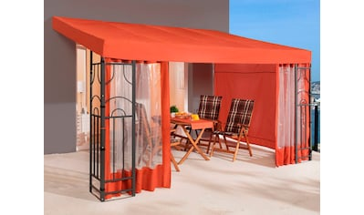 Quick Star Anbaupavillon »Romana«, (Set), BxT: 300x400 cm kaufen