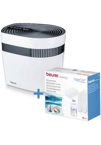BEURER Kombigerät Luftbefeuchter und -reiniger »MK 500 + MK 500 Kombi Set«, für 50 m²... kaufen
