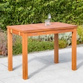 MERXX Gartentisch, 60x100 cm