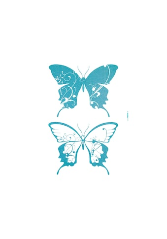 KOMAR Wandtattoo »Schmetterlinge« kaufen