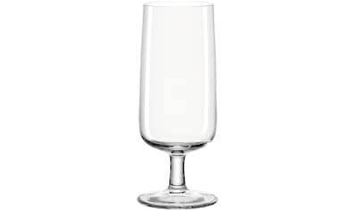 montana-Glas Bierglas »:now«, (Set, 6 tlg.), 300 ml, Quotanglas, spülmaschinenfest kaufen