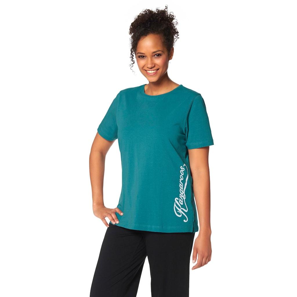 KangaROOS T-Shirt, Große Größen