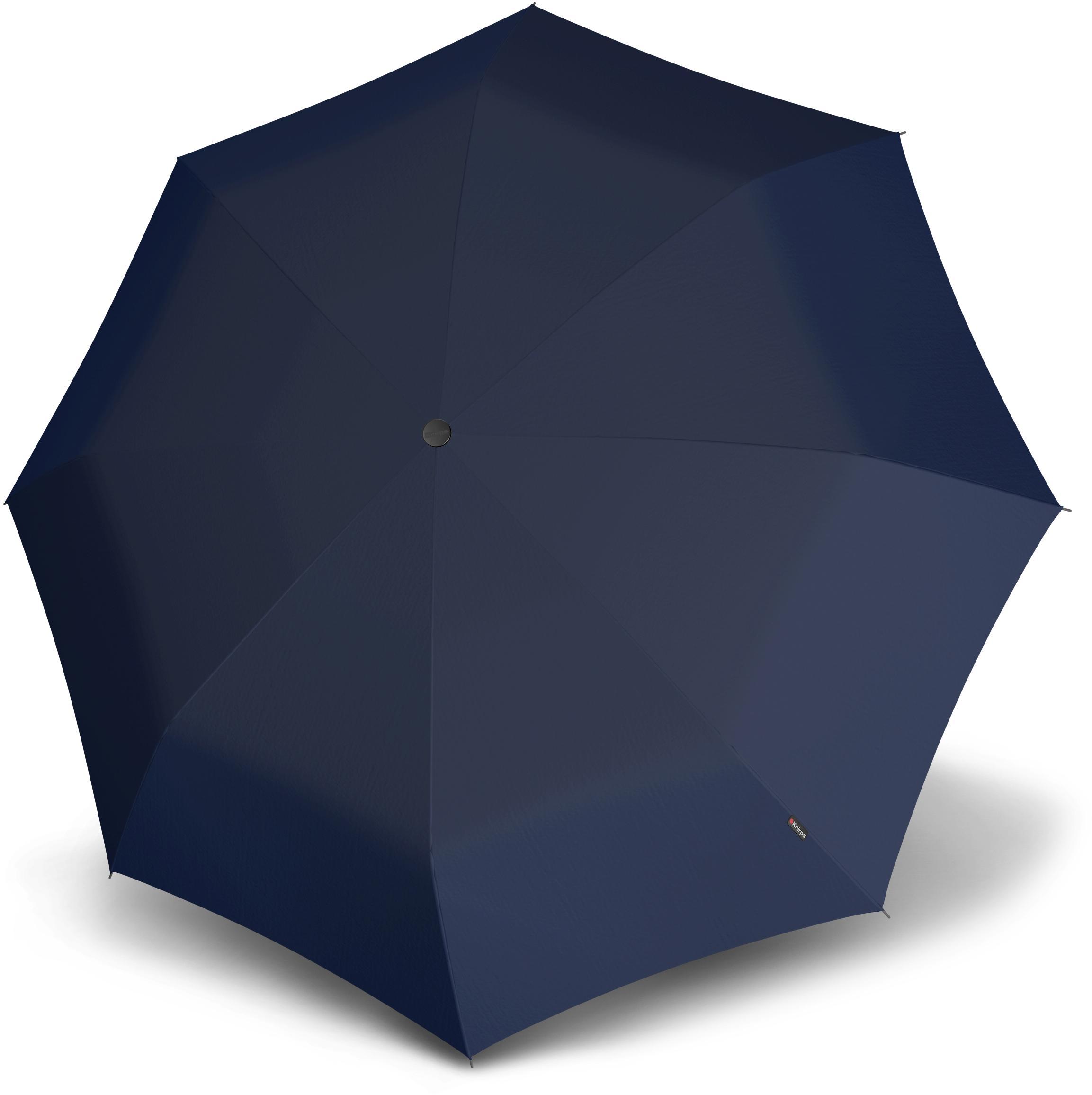 Knirps® Regenschirm - Taschenschirm, »T.200 Medium Duomatic navy«   Accessoires > Regenschirme > Taschenschirme   Blau   KNIRPS