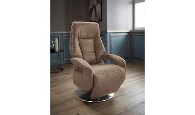 Places of Style TV-Sessel »Launceston«, in Größe M, wahlweise mit Motor und Aufstehhilfe kaufen