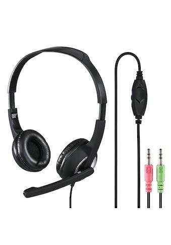 """Hama PC-Headset """"Essential HS 300"""" kaufen"""