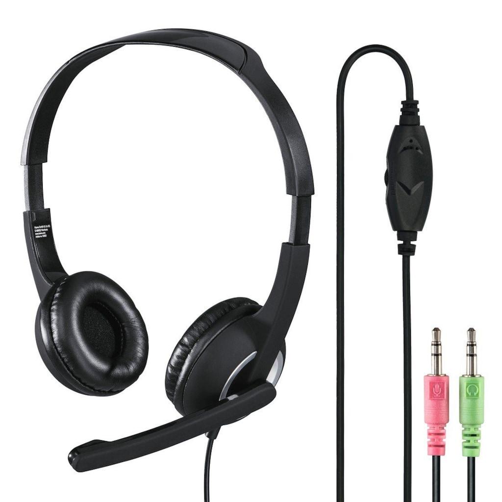 "Hama PC-Headset ""Essential HS 300"""