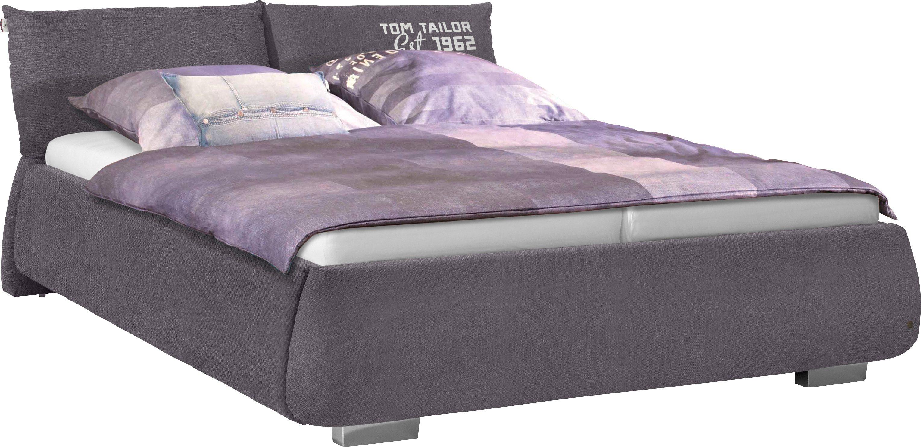 tom tailor polsterbett soft pillow auf rechnung kaufen. Black Bedroom Furniture Sets. Home Design Ideas