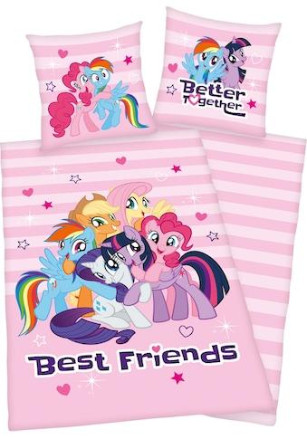 Kinderbettwäsche »Best Friends«, kaufen