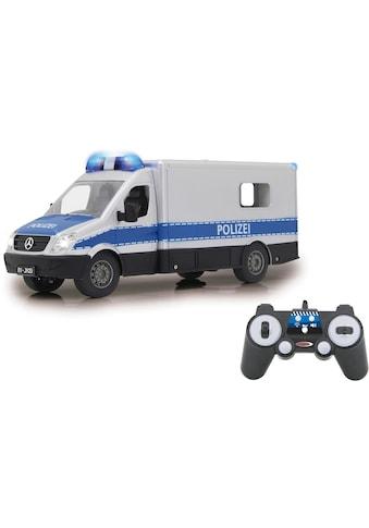 """Jamara RC - Auto """"Mercedes - Benz Polizei Einsatzwagen"""" kaufen"""