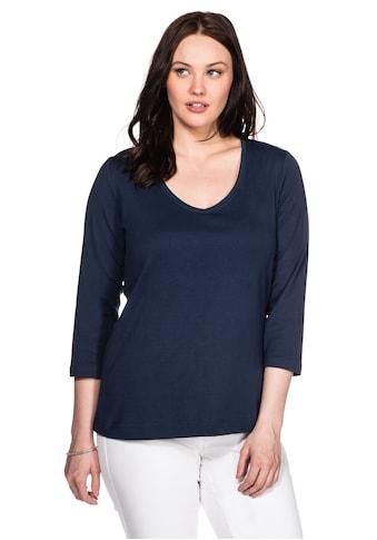 Sheego 3/4-Arm-Shirt kaufen