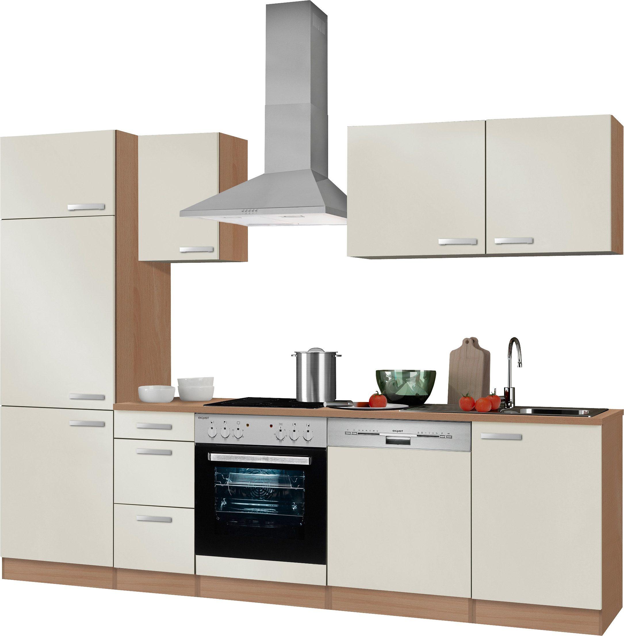 OPTIFIT Küchenzeile »Odense«, ohne E-Geräte, Breite 270 cm   Küche und Esszimmer > Küchen   OPTIFIT
