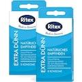 Ritex Kondome »Extra dünn«, (Packung, 16 St.)