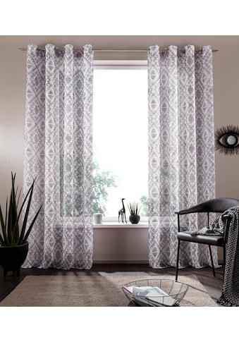 Vorhang, »Nio«, my home, Ösen 1 Stück kaufen