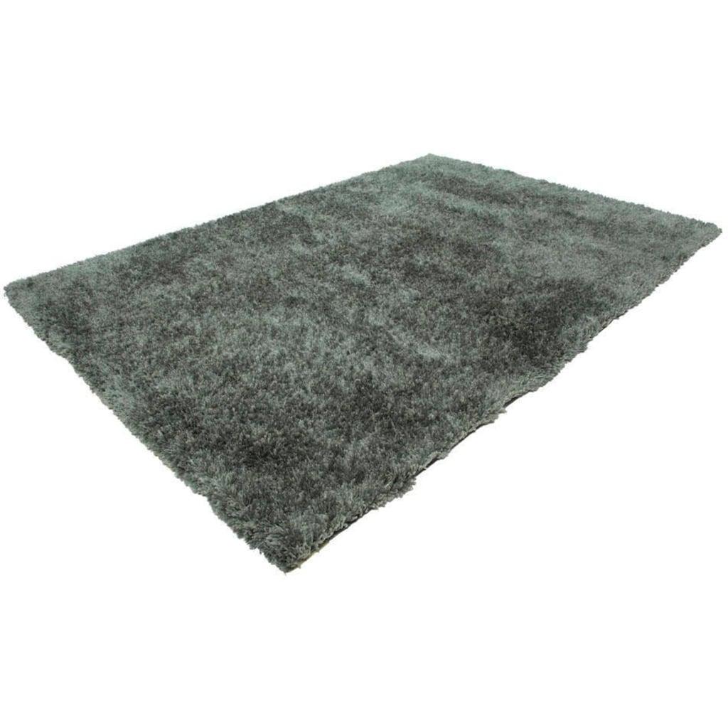 LALEE Hochflor-Teppich »Samba 800«, rechteckig, 30 mm Höhe, besonders weich durch Microfaser