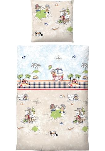 Kinderbettwäsche »Jola«, Biberna kaufen