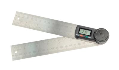 Brüder Mannesmann Werkzeuge Winkelmesser, inkl. Batterie kaufen