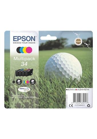 Epson Tintenpatronen - Set »34« kaufen