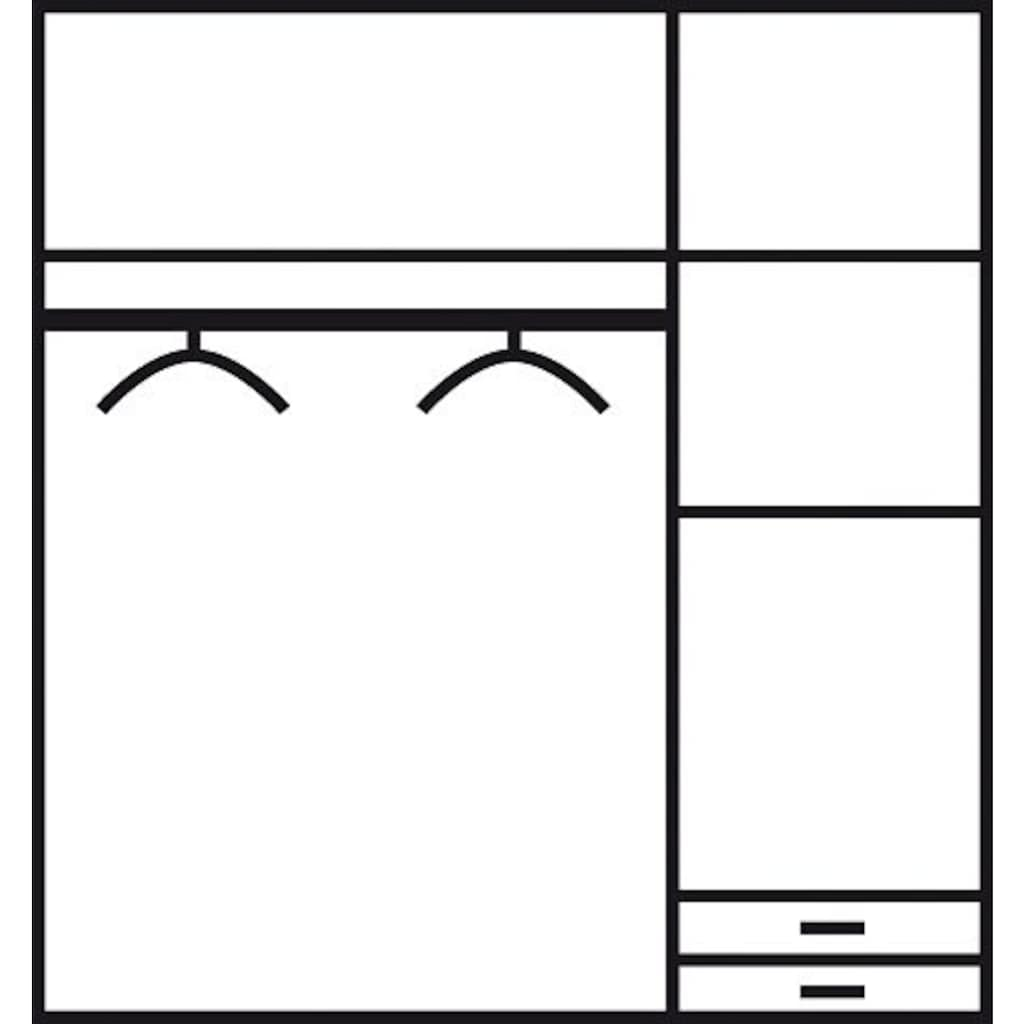 Schlafkontor Kleiderschrank »Base«