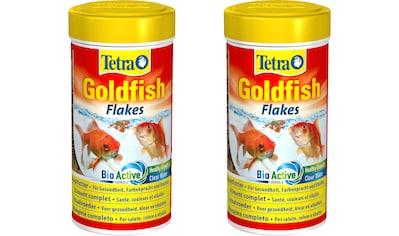 Tetra Fischfutter »Goldfish«, (2), Flockenfutter 2x250 ml kaufen