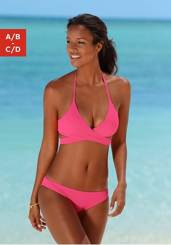 Bench. Triangel-Bikini, in Wickeloptik kaufen