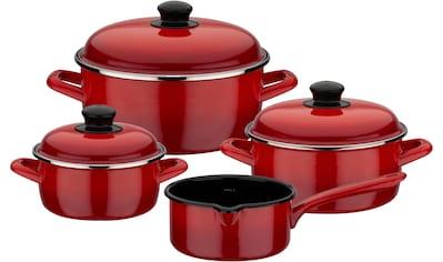GSW Topf - Set »Red Shadow« (Set, 7 - tlg.) kaufen