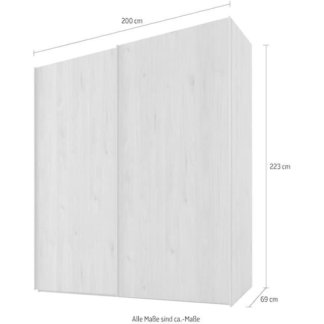 nolte® Möbel Schwebetürenschrank »PRESTO«