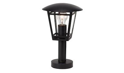 Brilliant Leuchten Riley Außensockelleuchte 43cm schwarz kaufen