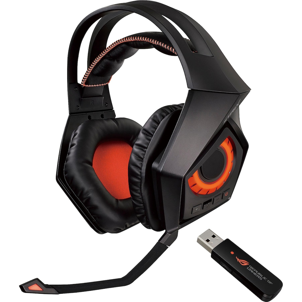 Asus Gaming-Headset »ROG Strix«, Noise-Cancelling