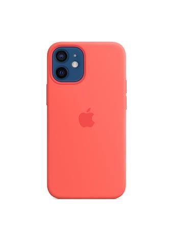 Apple Smartphone-Hülle »Silikon Case mit MagSafe«, iPhone 12 Mini, 13,7 cm (5,4 Zoll) kaufen