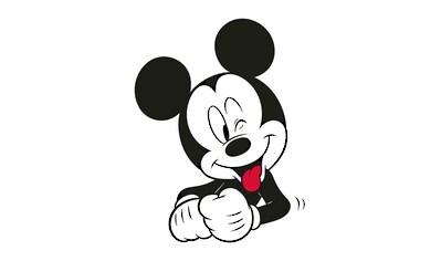 KOMAR XXL Poster »Mickey Mouse Funny« kaufen