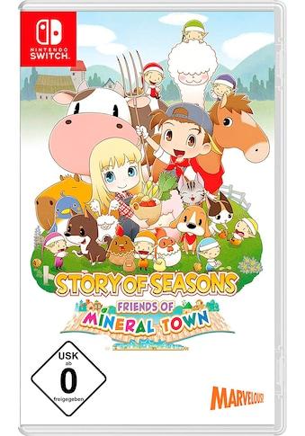 Spiel »Story Of Seasons: Friends Of Mineral Town«, Nintendo Switch kaufen