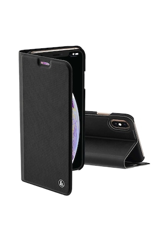 Hama Booklet Handy Smartphone Tasche Apple iPhone Xs Max kaufen