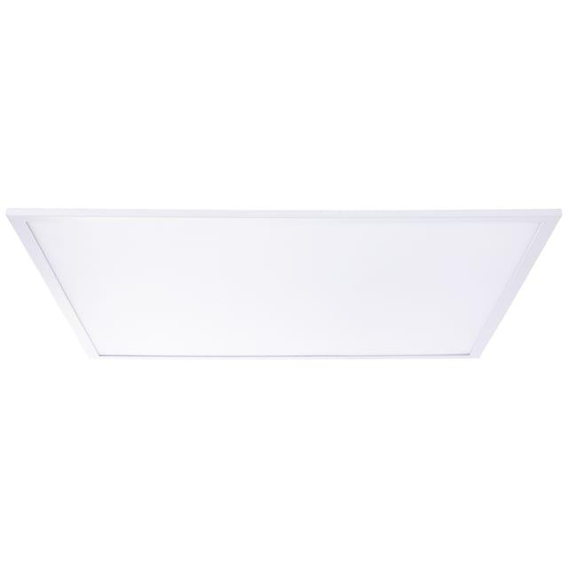 Brilliant Leuchten Buffi LED Deckenaufbau-Paneel 60x60cm weiß/kaltweiß