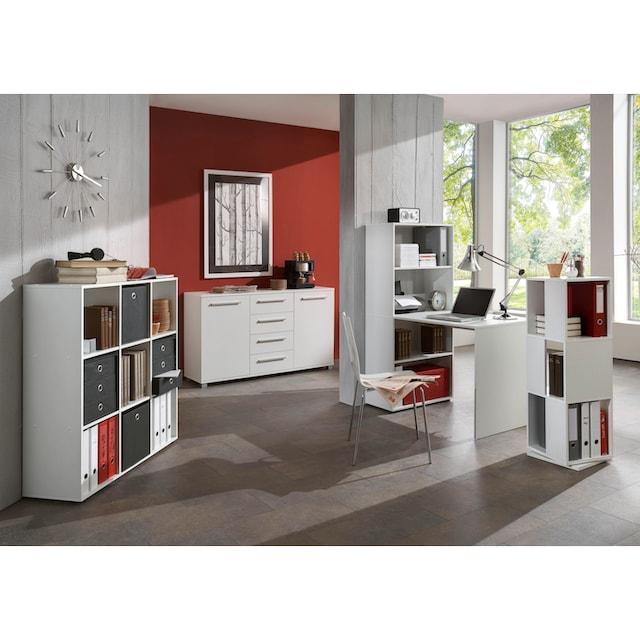 "FMD Raumteilerregal ""Mega 5"""