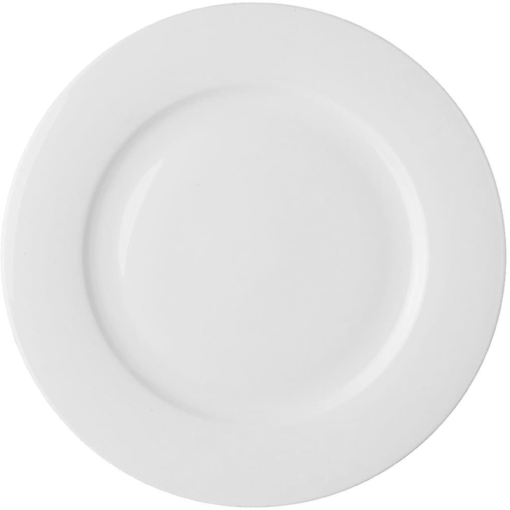 JACKIES BAY Frühstücks-Set »Jackies Bay White«, (Set, 16 tlg.), Porzellan