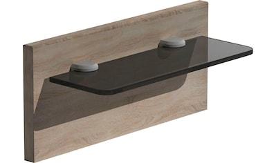 WIEMANN Ablageelement »Meran«, wahlweise mit LED-Beleuchtung kaufen