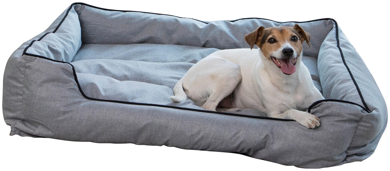 ABUKI Hundebett »Joey«, BxL: 115x90 cm | Garten > Tiermöbel | ABUKI