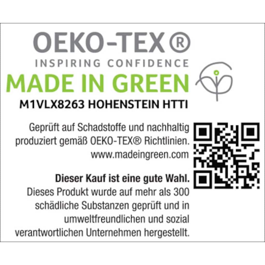 Curt Bauer Bettwäsche »Uni-Mako-Satin«, im schlichten Uni Design