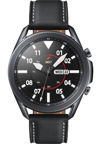 Samsung Galaxy Watch3, Edelstahl, 45 mm, Bluetooth (SM - R840) Smartwatch (3,4 cm / 1,4 Zoll) kaufen