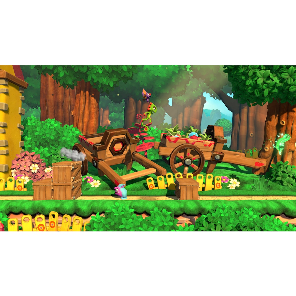 Xbox One Spiel »YOOKA-LAYLEE AND THE IMPOSSIBLE LAIR«, Xbox One