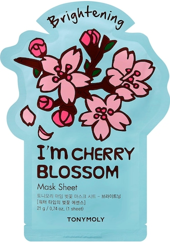TONYMOLY Tuchmaske »I'm Real Cherry Blossom« kaufen