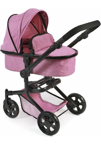 CHIC2000 Kombi-Puppenwagen »Mika, Jeans Pink« kaufen