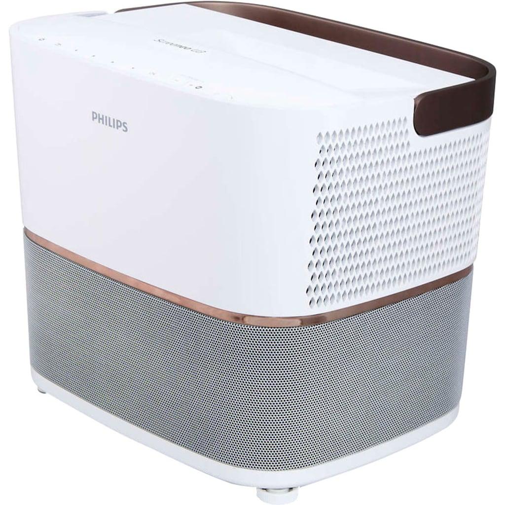 Philips 3D-Beamer »Screeneo U3«, (200000:1)