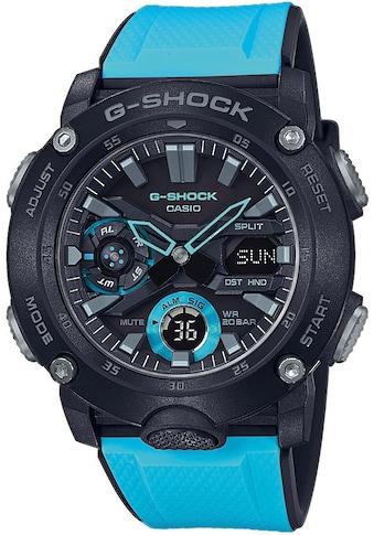 CASIO G-SHOCK Chronograph »GA-2000-1A2ER« kaufen