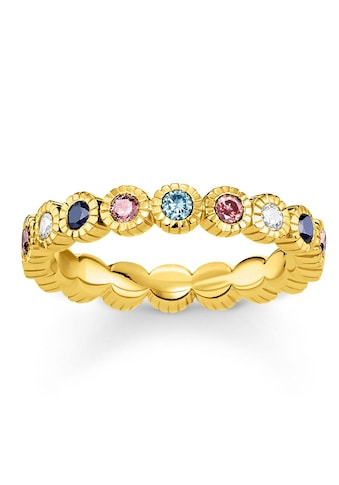 THOMAS SABO Fingerring »Royalty gold, TR2225 - 959 - 7 - 48, 50, 52, 54, 56, 58, 60« kaufen