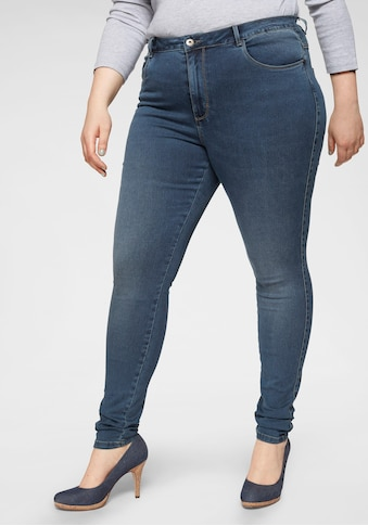 ONLY CARMAKOMA Slim - fit - Jeans »Augusta« kaufen
